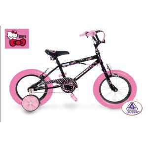 "Injusa 1233 - Vélo fille Hello Kitty 12"""