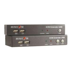 Minicom 0DT60001 - Rallonge KVM USB externe jusqu'à 150 m