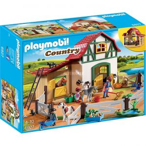 Playmobil 6927 Country : Ferme Équestre