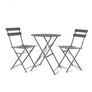 Garden Trading RDCO01 - Ensemble table de bistro & chaises