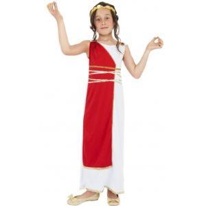 Déguisement déesse romaine fille (5-7 ans)