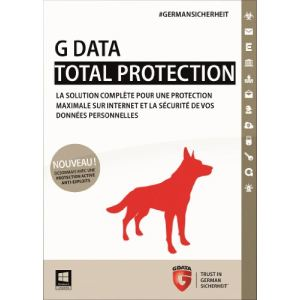 Total protection 2015 pour Windows