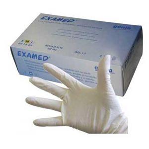 MCH Gants d'examen en latex Taille 8-9 L