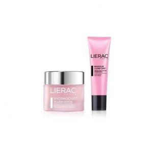 Lierac Hydragenist - Coffret gel-crème hydratant et masque confort