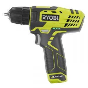 Ryobi R7SD-L13G - Perceuse-visseuse 7,2 V + batterie 1,3Ah