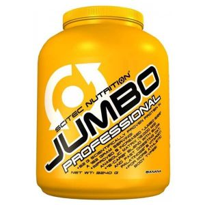 Scitec nutrition Jumbo Professional - 6.48kg framboise