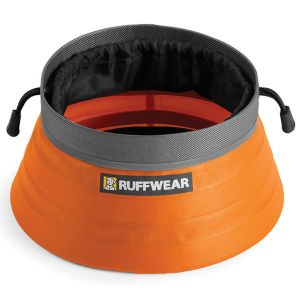 Ruffwear Gamelle de voyage pliable pour chien Bivy Cinch - Sac 1,8 l