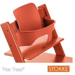 Chaise stokke orange comparer 3 offres for Chaise haute stokke prix