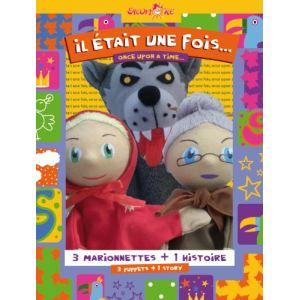 Sycomore Coffret Trio marionnettes Chaperon rouge