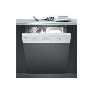 Candy CDS2112 - Lave-vaisselle intégrable 12 couverts