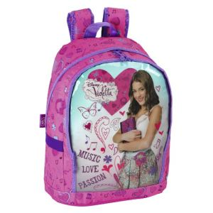 Sac à dos Violetta Music Love Passion
