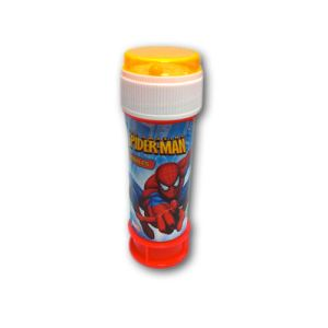 Flacon bulles de savon Spiderman