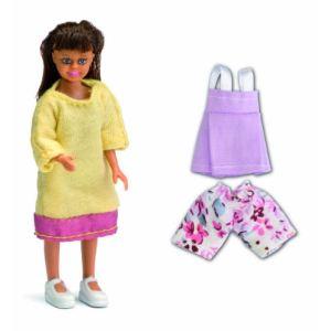 Lundby Kit Fille + vêtements Smaland pour maison de poupée
