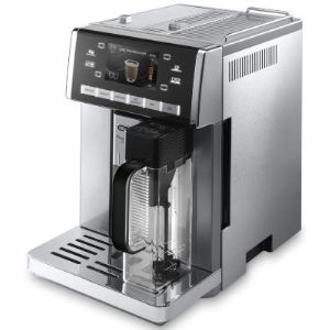 Delonghi PrimaDonna Exclusive ESAM 6900.M - Machine expresso avec broyeur