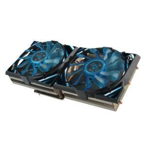 Gelid GC-VGA02-01 - Double ventilateur Rev. 2 Icy Vision pour carte graphique AMD/Nvidia