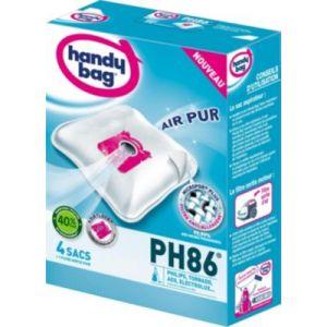 Handy Bag PH96 - 4 sacs pour aspirateur et 1 filtre sortie d'air