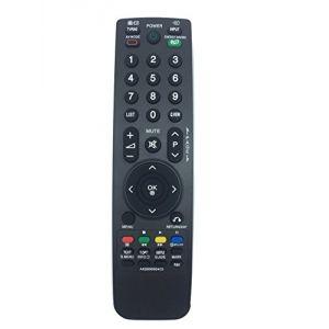 Aerzetix AKB69680403 - Télécommande de TV compatible avec LG