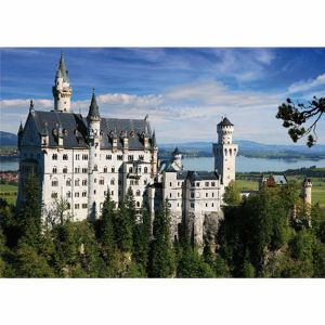 Dtoys Puzzle Château de Neuschwanstein 500 pièces