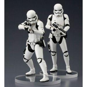 Kotobukiya Pack 2 figurines Stormtrooper First Order Star Wars Vii