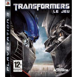 Transformers : Le Jeu sur PS3