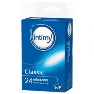 Intimy Classic - 24 préservatifs