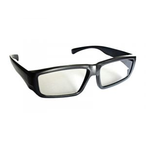 Kein Hersteller Lunettes Polarisation 3D pour TV et cinéma (Modell 506)