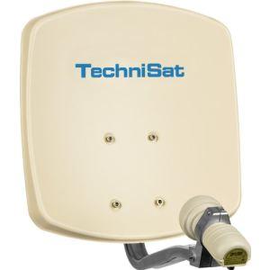 TechniSat DigiDish 33 Single - Antenne satellite parabole LNB Single 30 dB