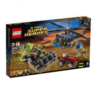 Lego 76054 - Super Heroes : DC Comics Batman : La récolte de peur de l'épouvantail