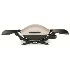 Weber Q2000 Titanium - Barbecue à gaz