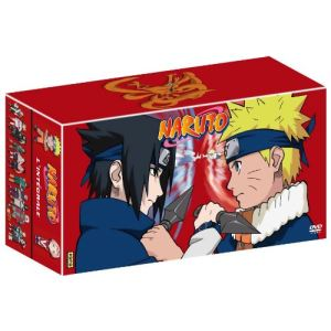 Coffret Naruto - Volumes 1 à 17