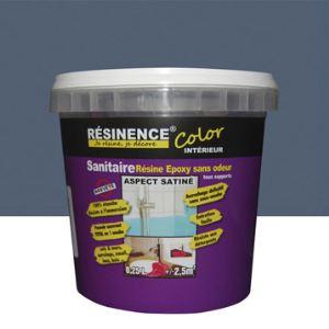 Résinence 7521 - Résine couleur Gris ardoise 250 ml