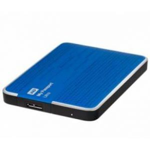 Image de Western Digital WDBGPU0010B - Disque dur externe My Passport Ultra 1 To 2,5'' USB 3.0