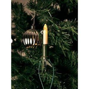 Konstsmide Guirlande de sapin 15 ampoules bougies (12 m)
