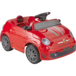 Mondo Voiture électrique Abarth 695 Tributo Ferrari
