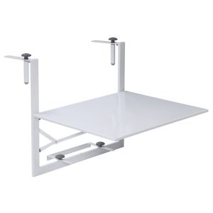 Hesperide Table de balcon 60 x 72 x 83 cm
