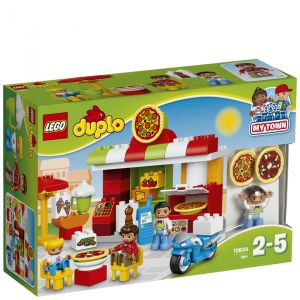 Lego 10834 - Duplo : La pizzeria
