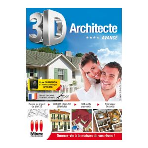 3D Architecte Avancé pour Windows