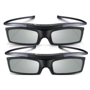 Samsung SSG-51002 GB/XC - 2 paires de lunettes 3D pour TV