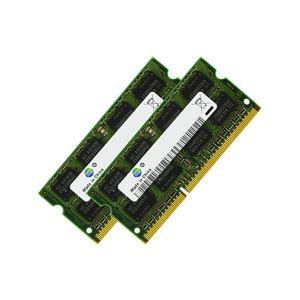 Macway MEMMWY0050D - Barrettes mémoire 2 x 8 Go DDR3 1333 MHz 204 broches