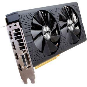 Sapphire Technology 11256-01-20G - Carte Graphique Radeon RX 470 Nitro+ OC 4 Go