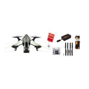 Parrot Pack drone AR 2.0 Elite Edition + Flight recorder