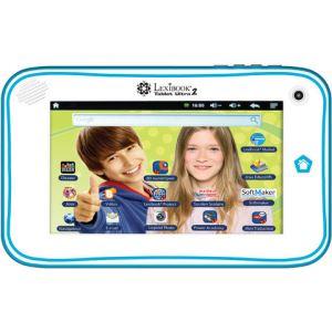 Lexibook Ultra 2 (MFC375FR) - Tablette tactile pour enfant 7'' 8 Go sur Android