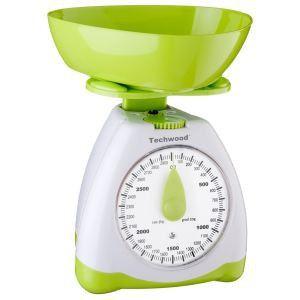 Techwood TPA235 - Balance culinaire mécanique 5 kg