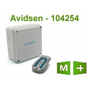 Avidsen 104254 - Commande d'éclairage de jardin