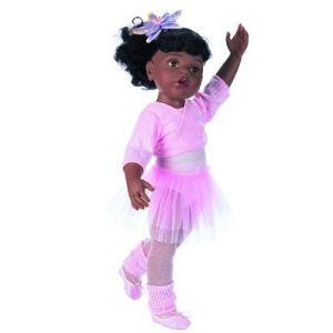 Gotz Poupée Hannah au ballet - Afro-américaine (50 cm)