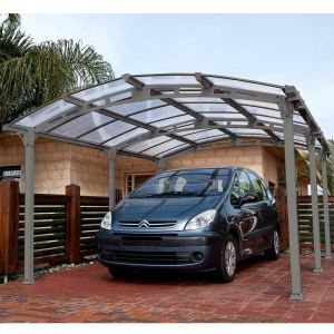 carport aluminium comparer 122 offres. Black Bedroom Furniture Sets. Home Design Ideas