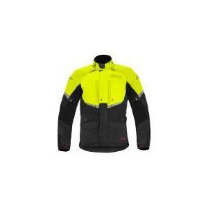 Alpinestars Andes Drystar (jaune) - Blouson de moto textile pour homme
