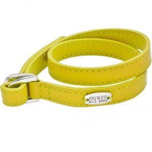 Guess Ubb21304 - Bracelet  Pastille en cuir pour femme