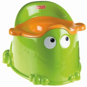Fisher-Price Pot grenouille