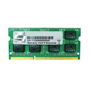 G.Skill F3-1333C9S-4GSA - Barrette mémoire Standard 4 Go DDR3 1333 MHz CL9 SoDimm 204 broches